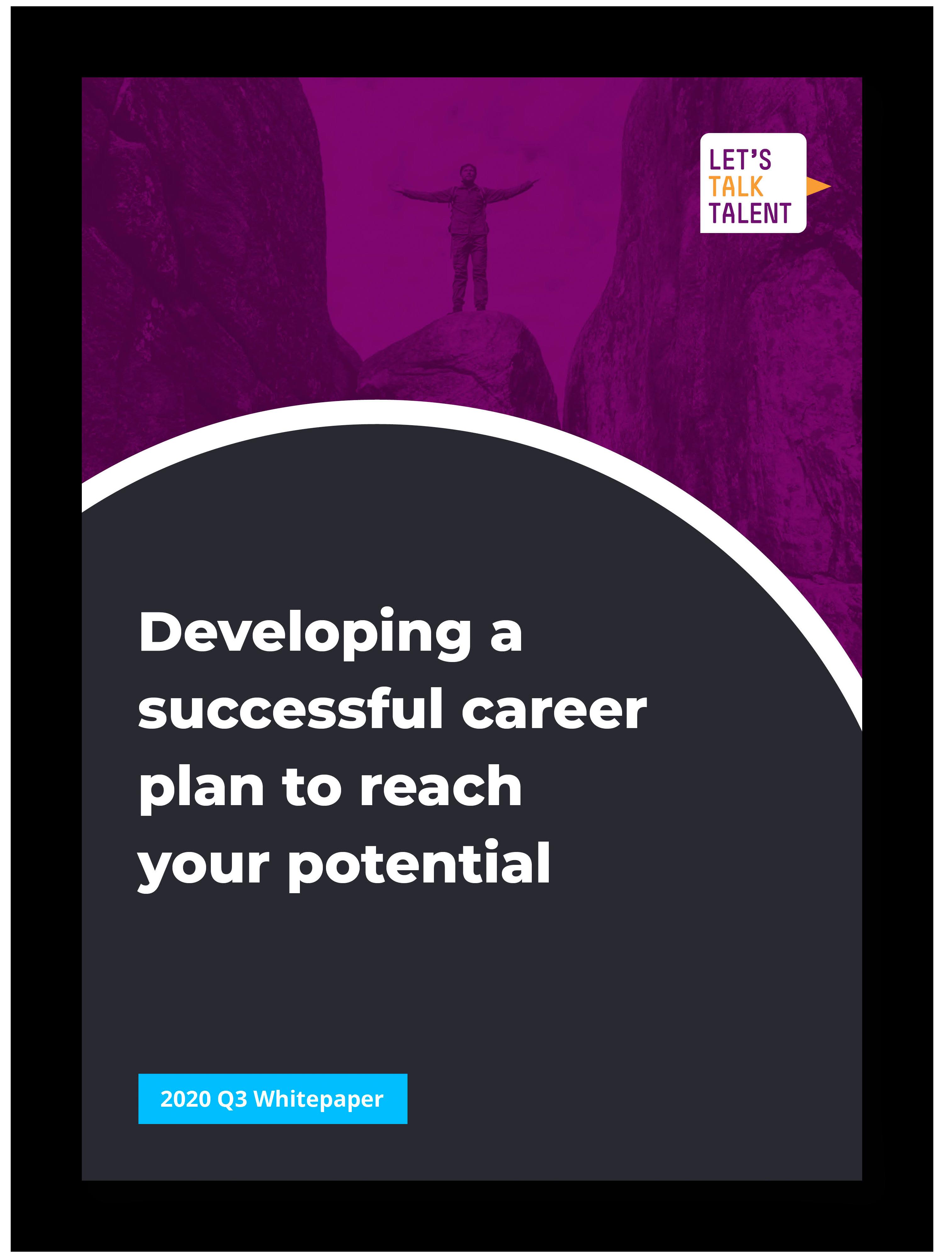 Career Planning Whitepaper